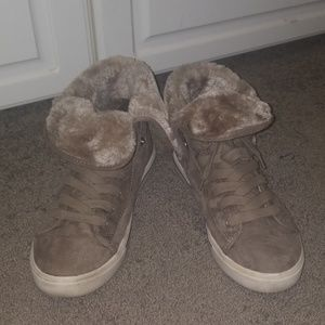 Fur Lined Booties